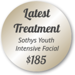 Latest Treatment - Sothys Youth Intensive Facial